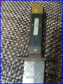 Vintage Military Dagger