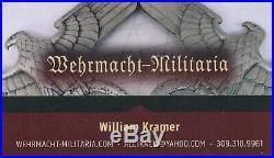 WW1 German dagger cross guard political Army officer blade bayonet knife WW2 RZM