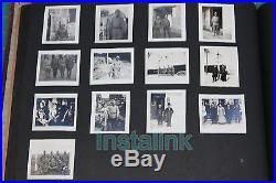 WW2 Photo Album China 1938 Japanese Army Occupation Nanking Zaozhuang Xuzhou
