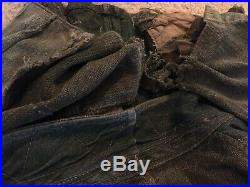 WW2 german m1940 reed green HBT tunic pleated, belowed pockets no insignia sz39
