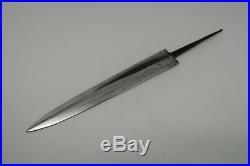 WWI German dagger bayonet knife political dress WWII blade sword scabbard early
