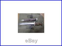 WWII Dagger, Rohm Dagger by Carl Eikhorn 1933-1935, German SA Dagger