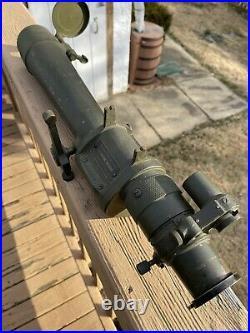 WWII, W & L E Gurley, US Army, Azimuth Telescope M1910A1, 1942, Coastal Defense