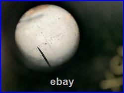 WWII W & L E Gurley US Army Azimuth Telescope M1910A1 Coastal Defense