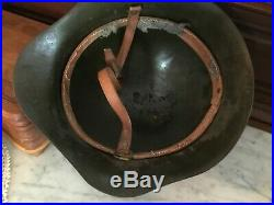 WWII relic Russian Ssh 36 Helmet