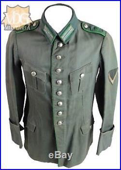 Weimar Republic German Reichswehr Jaeger Truppe Tunic