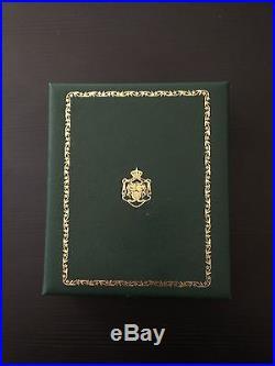 Wissam Kawkab 1949 1366 H Order of the Star of Jordan Complete Set Medal Badge