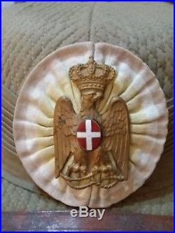 Wwii Original Italian Fascist Police Africa Pai Aoi
