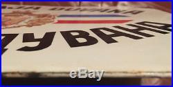 Yugoslavia Kingdom pre WWII TOBACCO SALE STORE ENAMEL SIGN Serbia old shop board