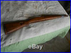 Yugoslavian model 48 48A K98 mauser nice wood stock w matching handguard yugo